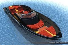 Corvette 1963 boat but open version