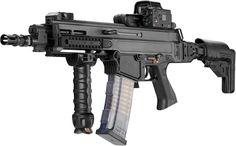 CZ 805 Bren A1/A2 rifle