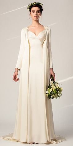 174 Must-See Gowns From Bridal Fashion Week - Temperley Bridal from #InStyle