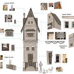 house animation concept art에 대한 이미지 검색결과