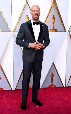 Common 2018 Academy Awards in Armani