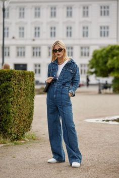 Jeans Fit, All Jeans, Jeans Denim, Printemps Street Style, Spring Street Style, Estilo Denim, Estilo Boho, Look Legging, Chemise Fashion