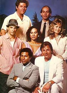 miami vice tv show pinterest | Miami Vice TV Series - Cast (Pilot) More