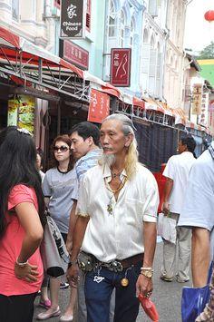 Fashion Gourmet: Chinatown Singapore