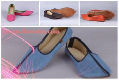 Add comfort and style to your personality – #jodhpurijuti #online Shop #jodhpurijuttis for any occasions with every even and almost every dress!! bit.ly/1bA6BeO