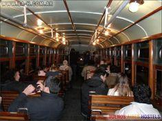 Tranvía Histórico de Buenos Aires  El servicio es gratuito y se puede tomar en la esquina de Emilio Mitre al 500 (esquina Bonifacio).