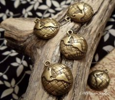 GLOBE~ Antique Bronze Antique Bronze Globe Travel by CMVision