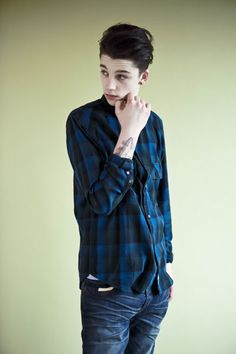 If you're wondering about all the ash stymest spam, don't worry, he's a character! And since he is a model there are lots of pictures of him for... Inspiration,lol.