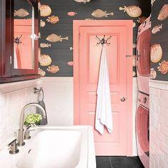 #regram @willsdesignassociates featuring Acquario #fornasetti wallpaper…