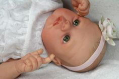 Full Moon Babies Welcomes Reborn Baby Corbin Now Amelia Grace Red head Adorable