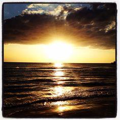Sunset Beach :)