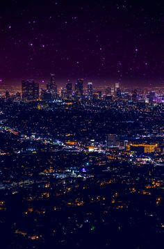 """northskyphotography: """"northskyphotography: """" Stars Over Los Angeles by North Sky Photography """" I have never, in my life, has a post with over 100k notes. This one is getting so close!! And, it's less..."""