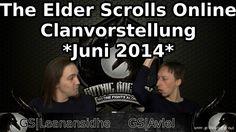 """[The Elder Scrolls Online] [Talk] - Clanvorstellung der """"Gothic Society"""" *Update Juni 2014*"""