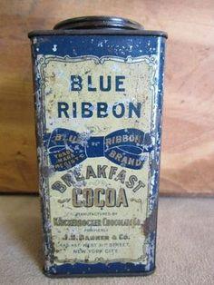 Chocolate / Blue Ribbon Breakfast Cocoa