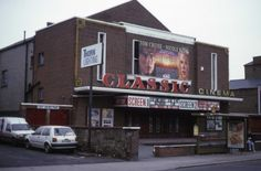 Opened in 1953 as the Kenilworth with a huge 1,115-seater auditorium, the cinema was subdivided into two screens in the 1970s and reopened as the Classic. In latter years it was best known for its late-night screening of the Rocky Horror Picture Show. The Classic closed in 2003.