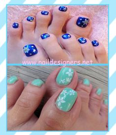 Image detail for -... superb in doing any kind of nail design on your well pedicure feet