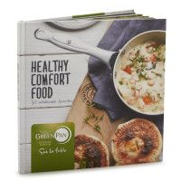 GreenPan Healthy Comfort Food Cookbook - From The Home Decor Discovery Community At www.DecoandBloom.com