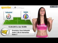 Pronóstico deportivo para el encuentro entre Valladolid y Getafe #ligaBBVA #apuestas