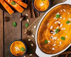 Enjoy our collection of online recipes from kitchens like yours. Browse breakfast recipes, lunch recipes, dinner recipes, dessert recipes and more. Pumpkin Dishes, Pumpkin Recipes, Fall Recipes, Whole Food Recipes, Cooking Recipes, Healthy Recipes, Healthy Food, Pumpkin Casserole, Casserole Dishes