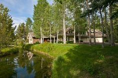 SOLD IN 2015 ||  5 Bedrooms, 7 Bathrooms || Listed for $2,965,000 || Sale Price Undisclosed || MLS #13-1972 || Jackson Hole, Wyoming