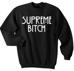 American Horror Story - Supreme Bitch T Shirt – Fittedera