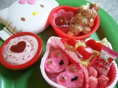 Valentine Bento 4 by LaFoi.deviantart.com on @DeviantArt