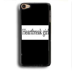 Heartbreak Girl 5Sos Lyrics iPod Touch 6 Case | Aneend