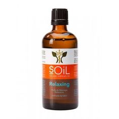 Soil Relaxing Massage Oil
