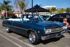 1965 Chevrolet Malibu convertible with top down - Tahitian Turquoise Metall Chevrolet Malibu, Chevy Ss, Chevelle Ss, Muscle Cars, Cool Cars, Convertible, Classic Cars, The Past, Vehicles