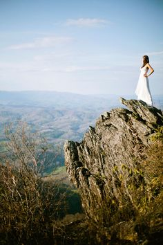 Organic Vintage Asheville Wedding | Luxe Mountain Weddings Blog