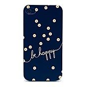 Daisies Be Happy Pattern Hard Case for iPhone... – GBP £ 1.41