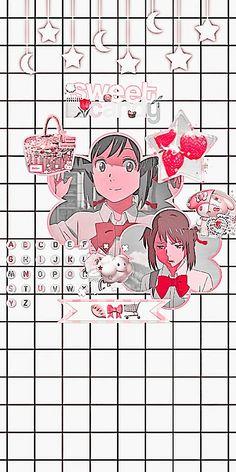 Goth Wallpaper, Wallpaper Animes, Drawing Wallpaper, Cute Anime Wallpaper, Animes Wallpapers, Cute Wallpapers, Pretty Art, Cute Art, Otaku Anime