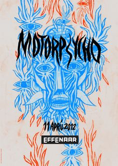 Motorpsycho by Maarten Donders http://maartendonders.com/
