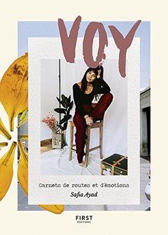 Amazon.fr - Voy - Carnet de routes et d'émotions - Safia Ayad - Livres Recorded Books, Online Library, Friends Show, Routes, Inspiration, Amazon Fr, Blot, Birds, Ideas