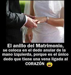 EL ANILLO DE MATRIMONIO,ES UN SÍMBOLO DE QUE SE ESTARÁ UNIDO SIEMPRE AL CORAZÓN..