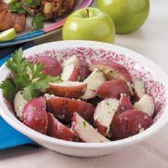 Parmesan Red Potatoes (Pressure Cooker)
