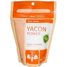 Navitas Naturals, Yacon Power, Yacon Powder, 8 oz (227 g) - iHerb.com. Bruk gjerne rabattkoden min (CEC956) hvis du vil handle på iHerb for første gang. Da får du $5 i rabatt på din første ordre (eller $10 om du handler for over $40), og jeg blir kjempeglad, siden jeg får poeng som jeg kan handle for på iHerb. :-)