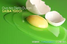 Saiba tudo sobre o ovo na dieta dukan e fique ligada! Confira mais essa dica do blog Zungaboo e pratique sua dieta com mais qualidade. Aproveite!