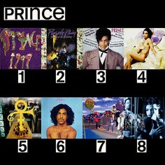 Because Prince is my