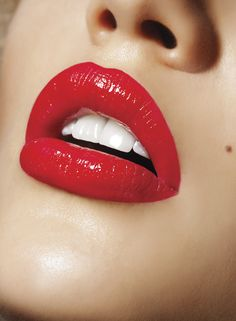 Makeup Tips for Fun & Profit Bright Red Lipstick, Hot Pink Lips, Lipstick Shades, Lipstick Colors, Red Lipsticks, Lip Colors, Female Lips, Lip Wallpaper, Love Lips