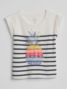 c05847fc4fff Tops for toddler girls from Gap are cute