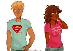 Heroes of Olympus [PJO] - Jason Grace & Piper Mclean