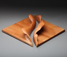 """Wave"" by Holly Tornheim. Saw her work at the American Craft Show in Baltimore."