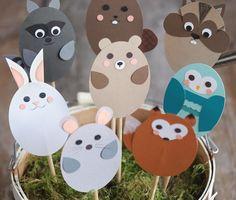 Great Animal Puppet Ideas | Fiskars