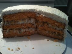 Orange Dreamcycle Cake made by momma @Susie Ward