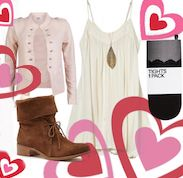 Top 5 outfits for V-day