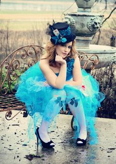 Celtic Charm Photography: Alice in Wonderland Photoshoot