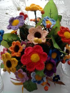 Flowers, Handmade