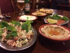 Damask, cozinha árabe (cidade baixa)