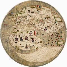 Mapa mundi català